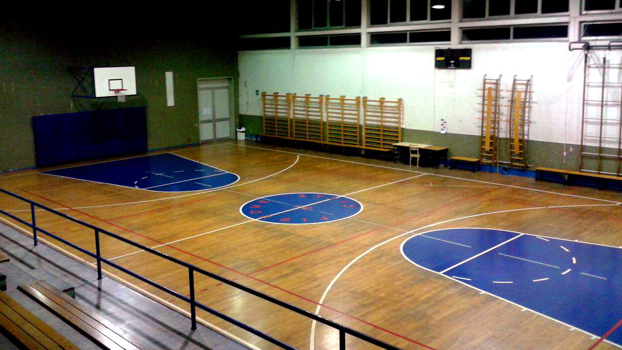 Polisportiva virtus lissone basket for Campo da basket regolamentare